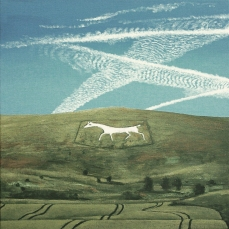 DAVID_INSHAW_White_Horse_at_Pewsey