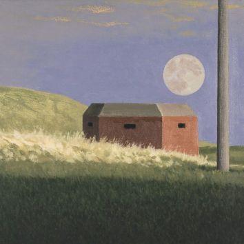 Pill Box and Moon