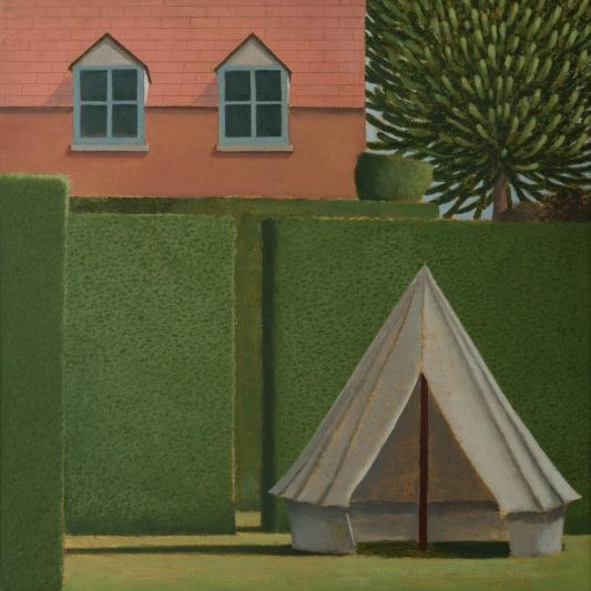 Garden and Tent