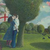 Lovers at Kew